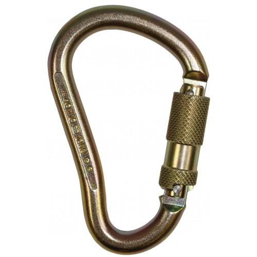 RGK3 - Steel Twist Lock Karabiner