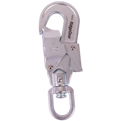 RGK45 - 21mm Steel Double Action Snap Hook with Captive Eye