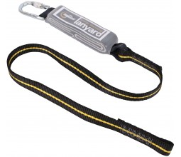 RidgeGear Shock Absorber Safety Lanyards