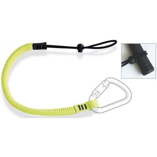 RTLE2 - Elastic Tool Lanyard with Bungee Choke Loop