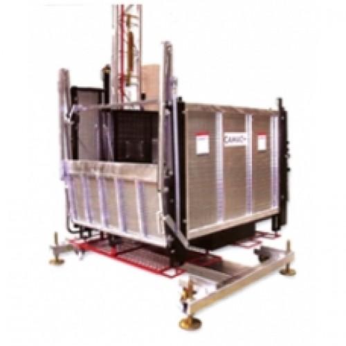 ECP-1000 Rack & Pinion Passenger and Goods Hoist