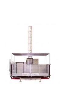 ECP-1500 Rack & Pinion Passenger and Goods Hoist