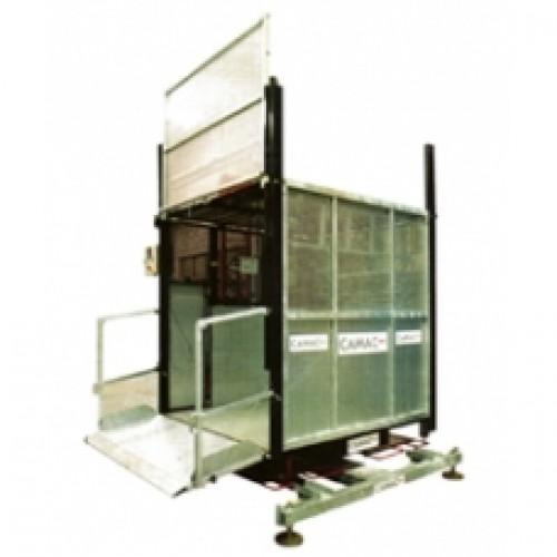 EPM-1000 Rack & Pinion Passenger and Goods Hoist