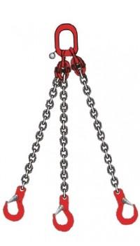 6mm 3 Leg Chain Sling