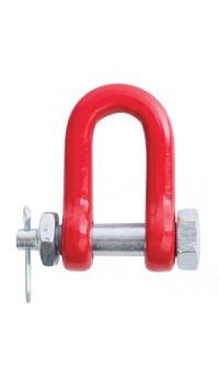 XN049 Grade 80 Bolt Type Chain D Shackle