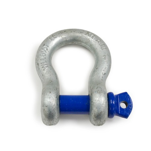 Screw Pin Bow Shackles