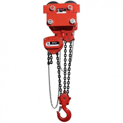 Tiger Combined Chain Block & Geared Trolley