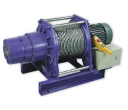 CWG Range Lifting Winches