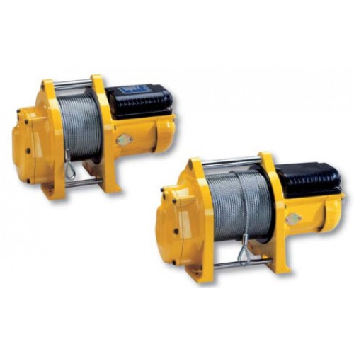 Compact Winches