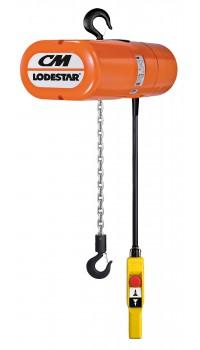 CM Lodestar Electric Chain Hoist (110v, 230v, 400v)