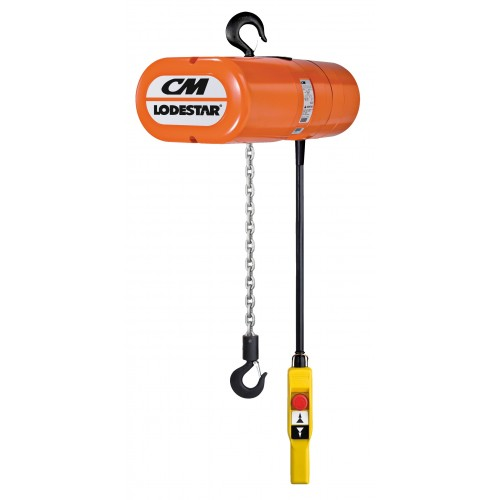 CM Lodestar Electric Chain Hoist (110v, 230v, 400v)