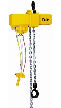 Yale CPA 'Heavy Duty' Pneumatic Chain Hoist