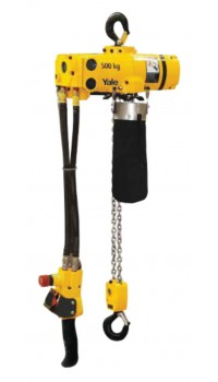 Yale CPA Pneumatic Chain Hoist