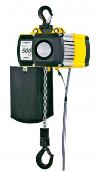 Yale CPV/F 400v Electric Chain Hoist (400v 3Ph 50hz)
