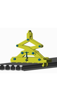 Camlok MRC 'Interchangeable' Multi Rail Grab
