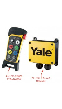 Yale Radio Remote Controls