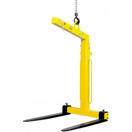 Camlok TKG-VHS 'Self Weight' Balance Crane Forks