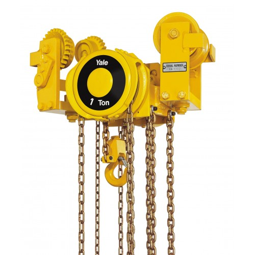 VLRP/VLRG Swivel Truck Trolley Hoist