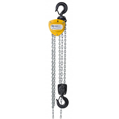 Yale VSIII Medium Duty Hand Chain Hoist
