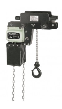 YLLHP/G Ultra Low Headroom Trolley Hoist