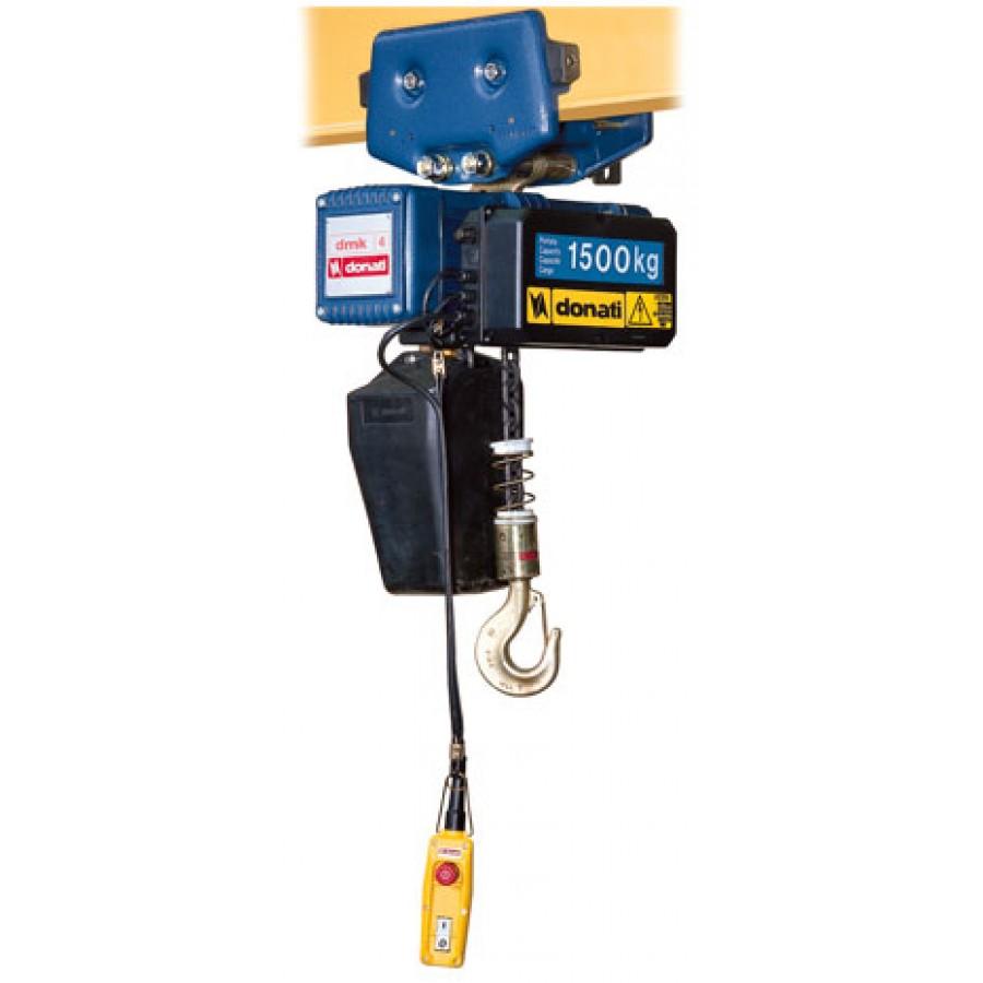 Electric Chain Hoist Wita Hand Push Trolley