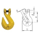 AGH Clevis Grab Hook