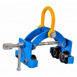 Adjustable Lightweight Runway Beam Clamp