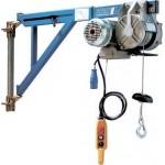 EBW Electric Construction Winch