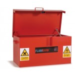 FlamBank Small Hazardous Vanbox