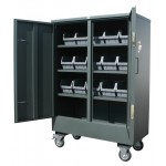 Large Mobile Fittings Cupboard