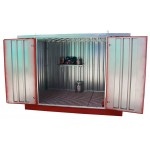 FlamStorCollapsible 3.0m Collapsible Hazardous Store