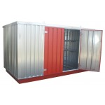 FlamStor Collapsible 4.0m Collapsible Hazardous Store