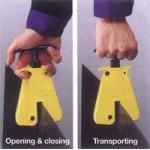 HGC Hand Grip Clamp