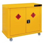 SafeStor Hazardous Mobile Cupboard