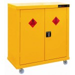 SafeStor Hazardous Mobile Cupboard HMC2