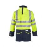 Riverton Hi-Vis Rain Jacket with ARC Protection