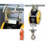 Compact Scaffold Hoists & Accessories