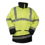 Hi-vis Rainjacket