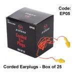 PROFORCE CORDED EAR PLUGS