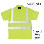 PROFORCE Hi Viz Polo Shirt