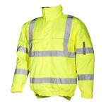 Hi-Vis Winter Bomber Jacket