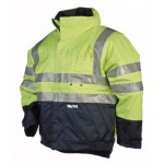 Flame Retardant Anti-Static Bomber Jacket