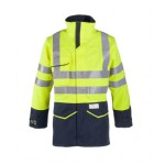 Nash Hi-Viz Rain Jacket with ARC Protection