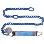 RGL10 (Steel Chain Lanyard & Shock Absorber)