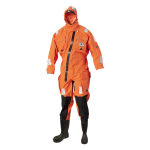 RDS Rapid Donning Suit orange