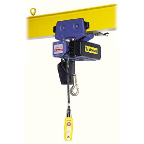 Electric Chain Hoist Wita Electric Trolley