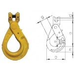 ALH Clevis Safety Hook